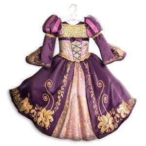 Disney Designer NWT dress repunze tangled size 3